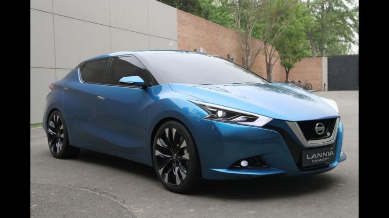 2014 Nissan Lannia Concept Pics, Vehicles Collection