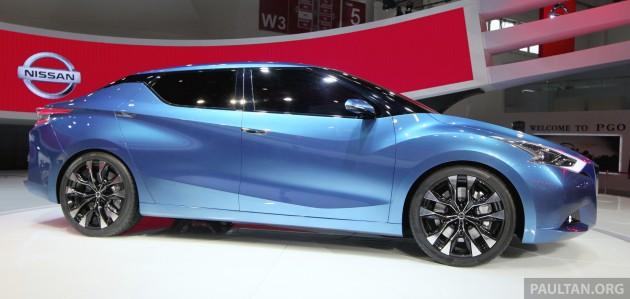 HQ 2014 Nissan Lannia Concept Wallpapers   File 46.76Kb