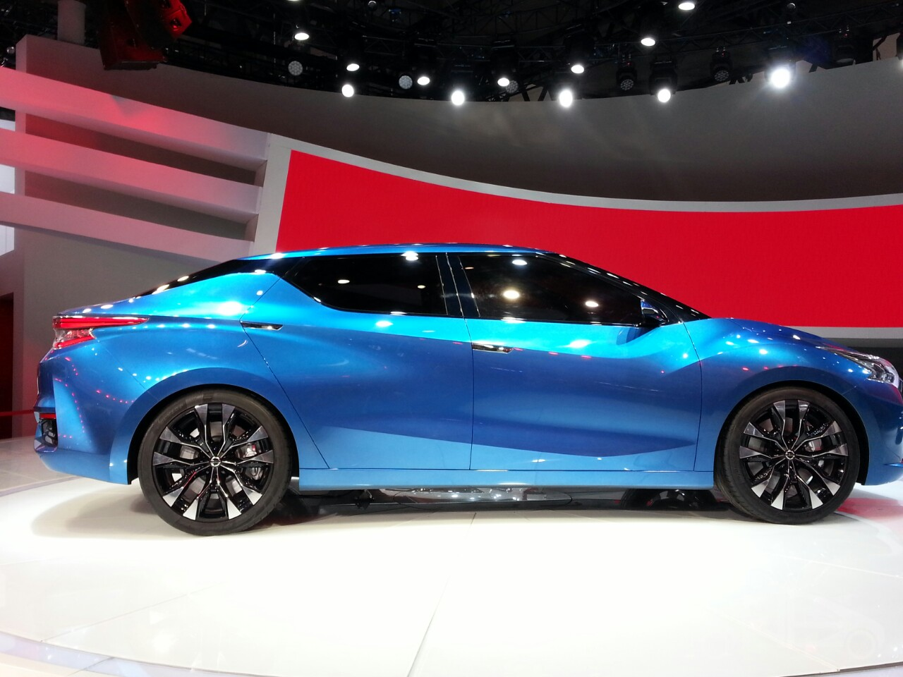HD Quality Wallpaper   Collection: Vehicles, 1280x960 2014 Nissan Lannia Concept