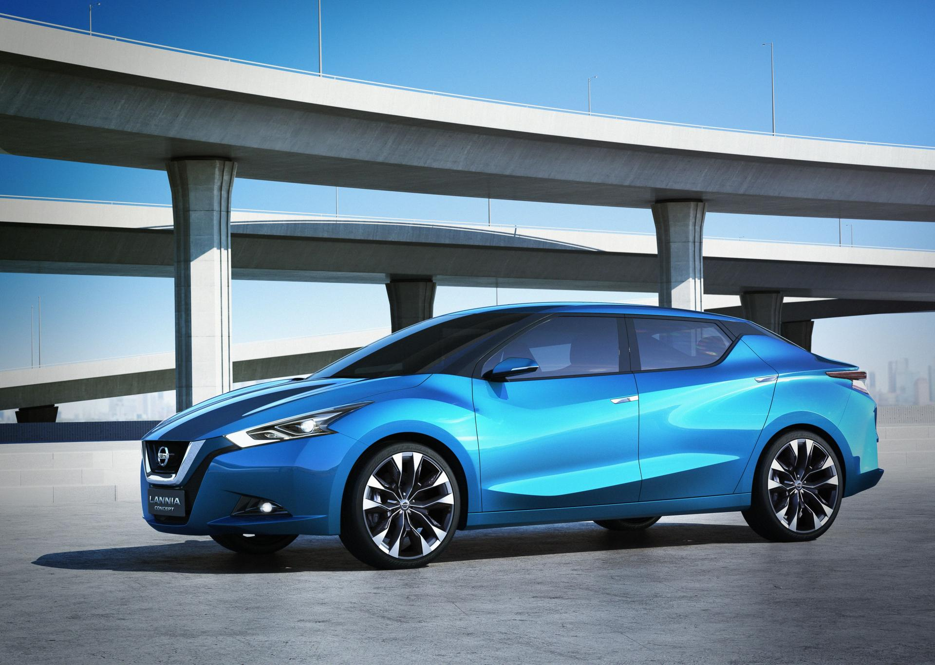 2014 Nissan Lannia Concept High Quality Background on Wallpapers Vista