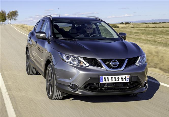 2014 Nissan Qashqai Pics, Vehicles Collection