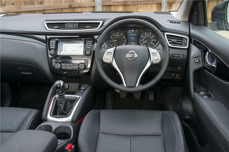 Images of 2014 Nissan Qashqai | 730x486