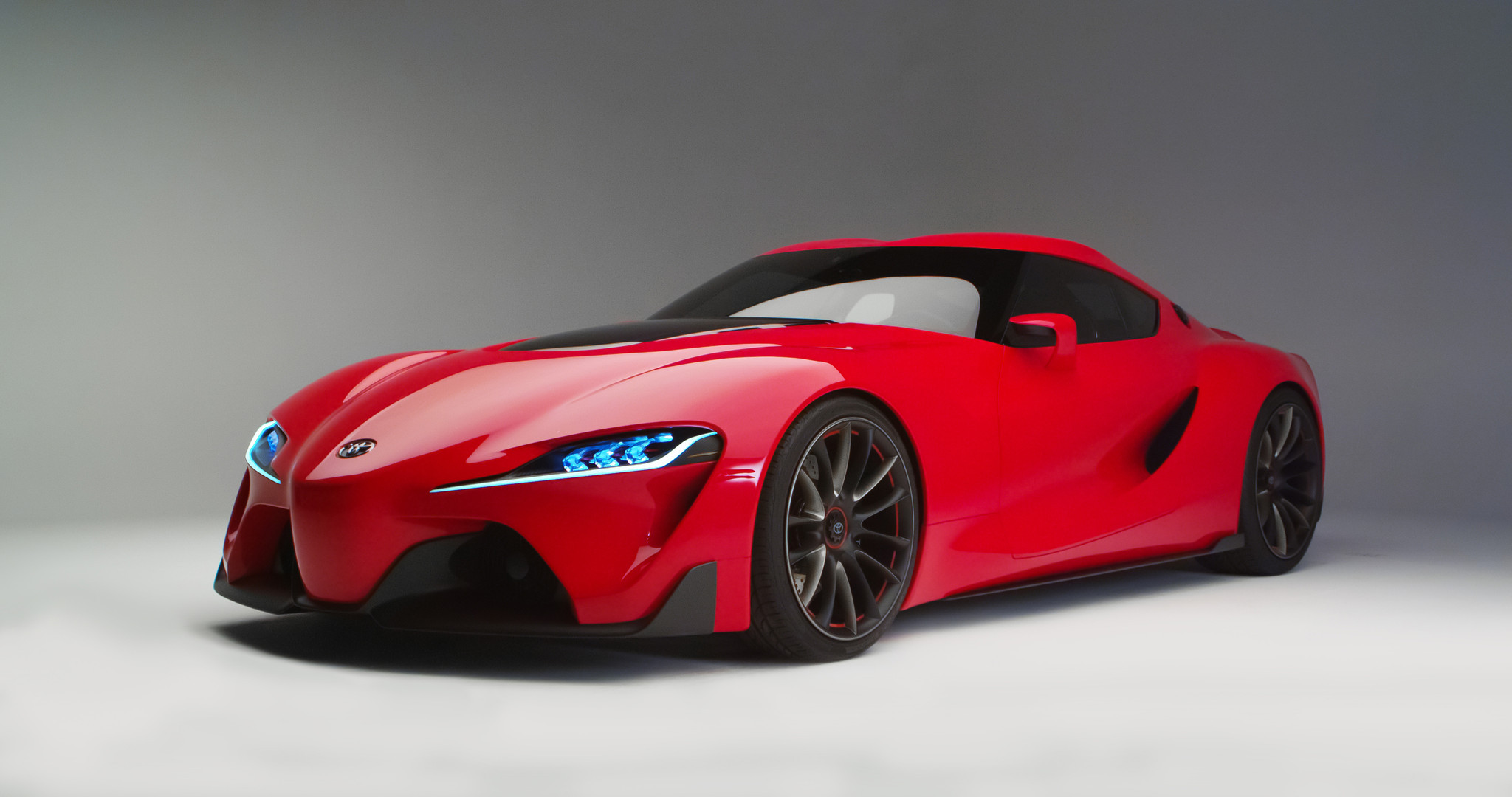 Toyota FT-1 Concept Backgrounds on Wallpapers Vista