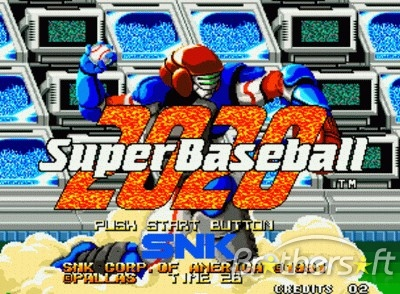 HD Quality Wallpaper | Collection: Video Game, 400x294 2020 Super Baseball