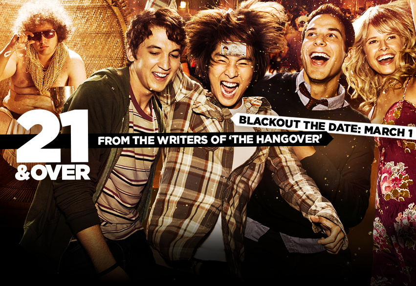 21 & Over Backgrounds, Compatible - PC, Mobile, Gadgets  851x585 px