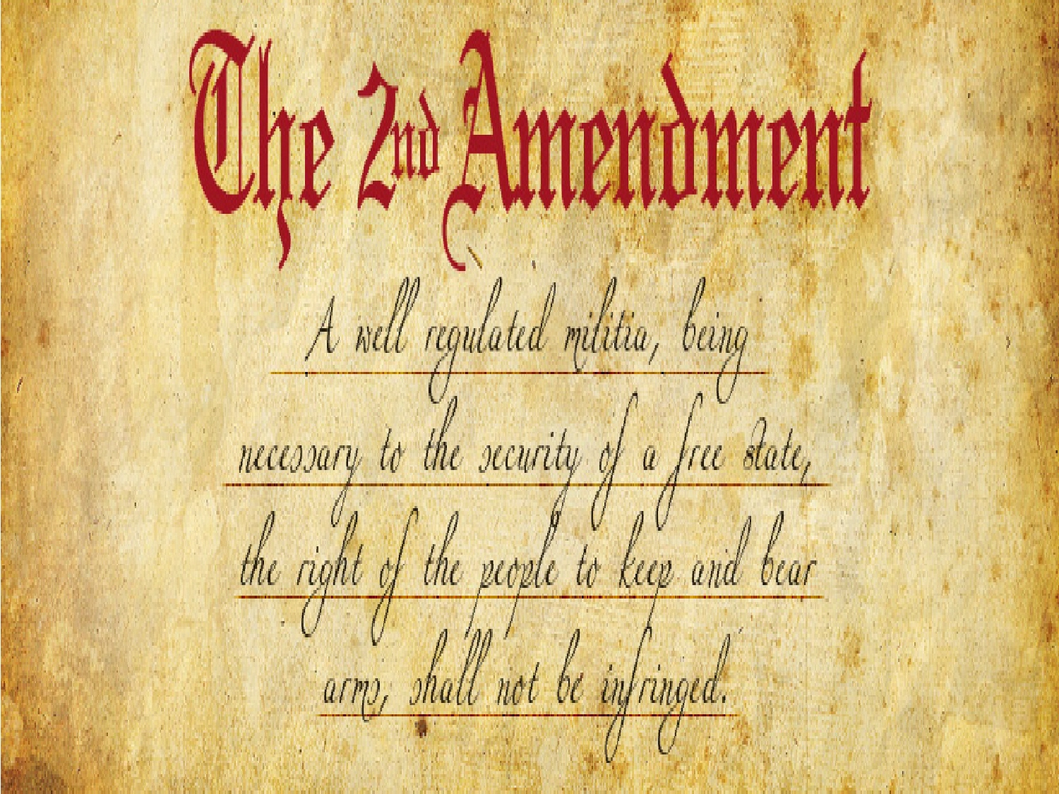 Amazing 2nd Amendment Pictures & Backgrounds