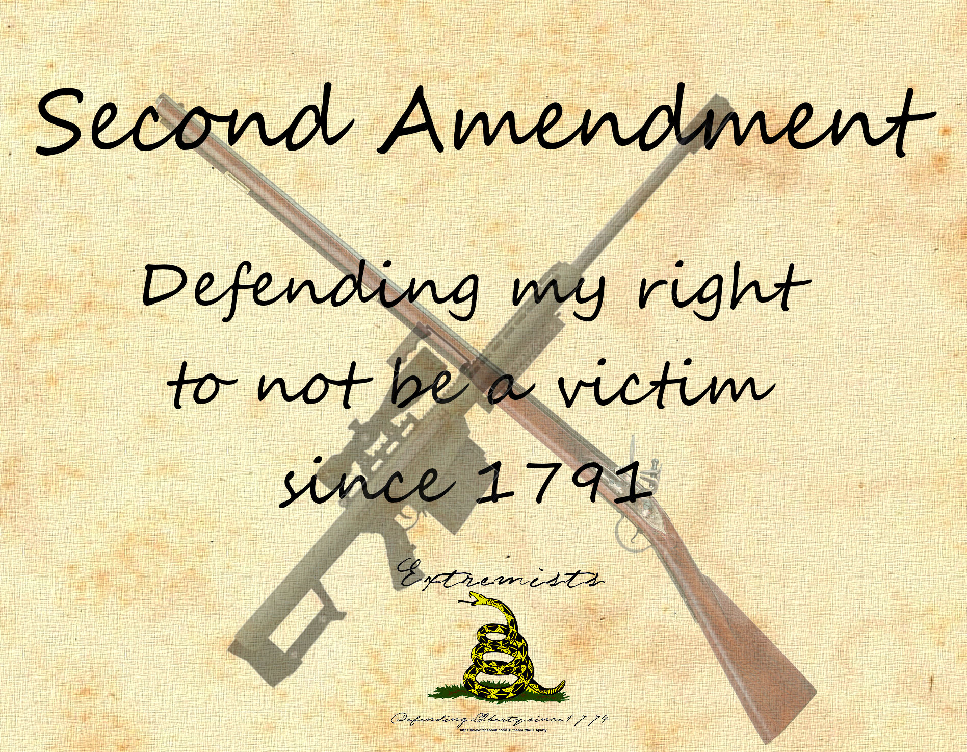 Nice Images Collection: 2nd Amendment Desktop Wallpapers