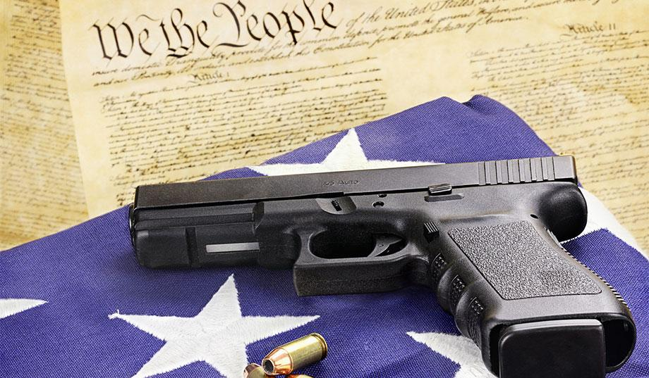 HD Quality Wallpaper | Collection: Misc, 920x537 2nd Amendment