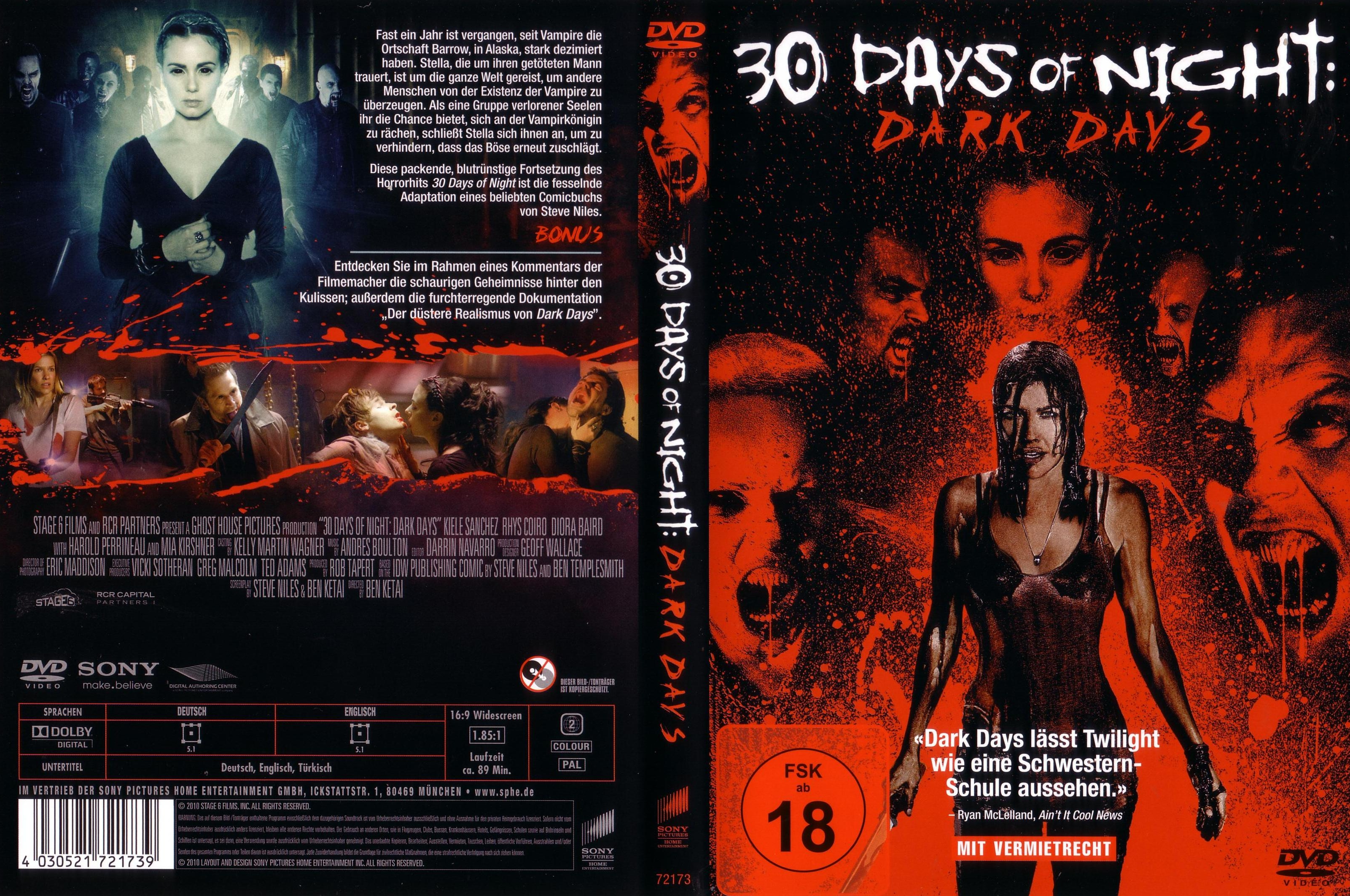 Images of 30 Days Of Night: Dark Days | 3202x2126