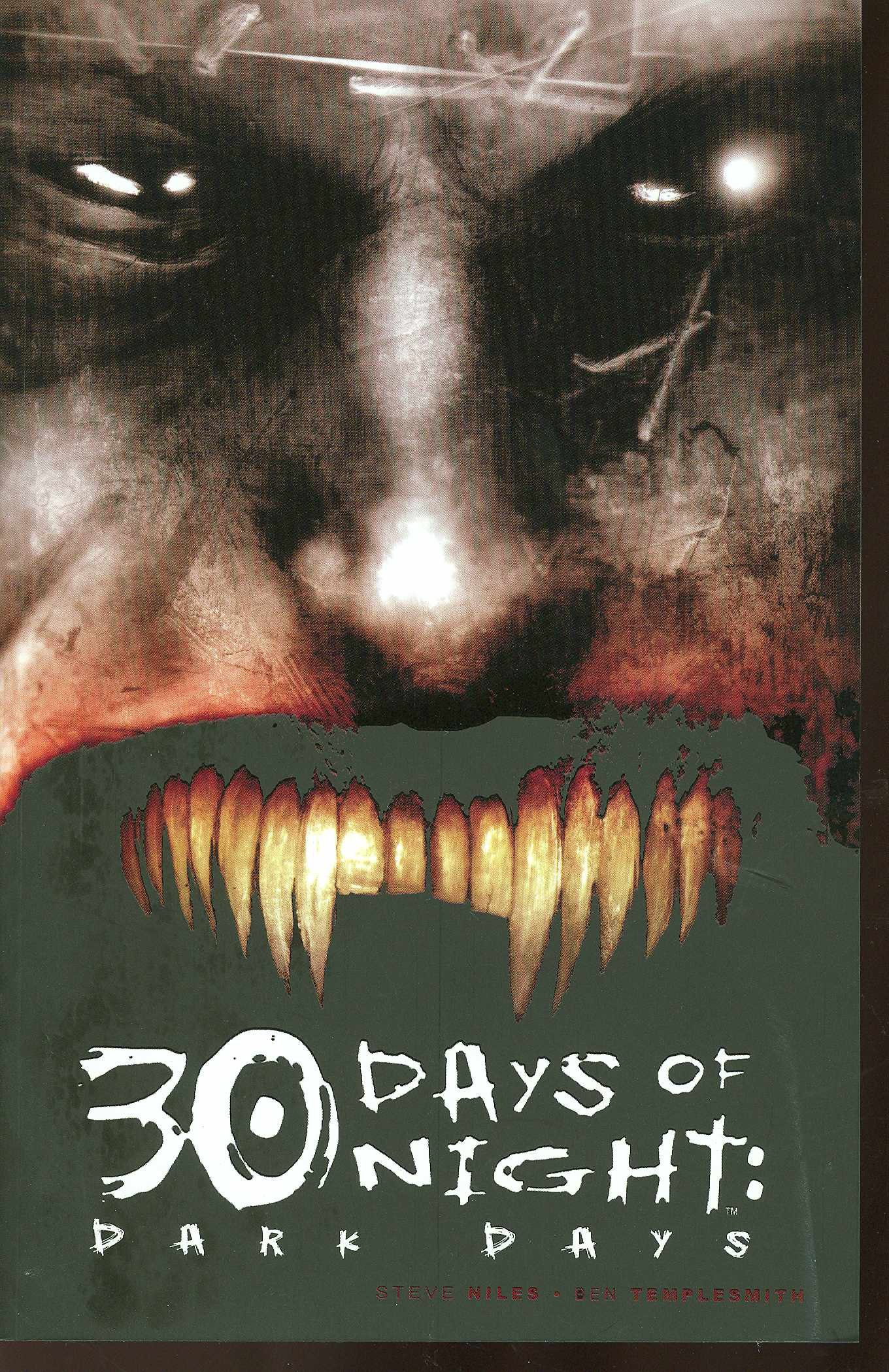 30 Days Of Night: Dark Days High Quality Background on Wallpapers Vista