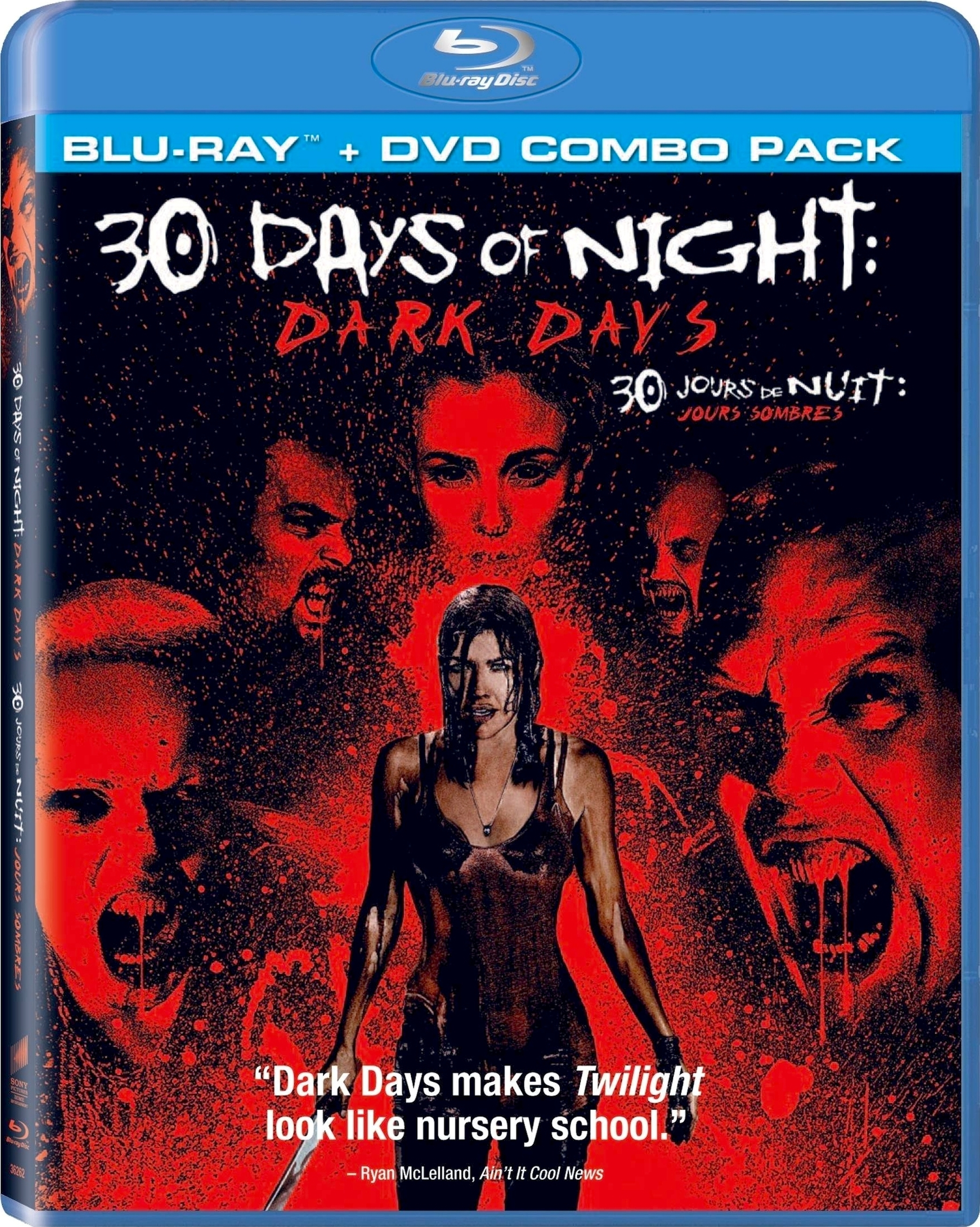 High Resolution Wallpaper | 30 Days Of Night: Dark Days 2100x2627 px