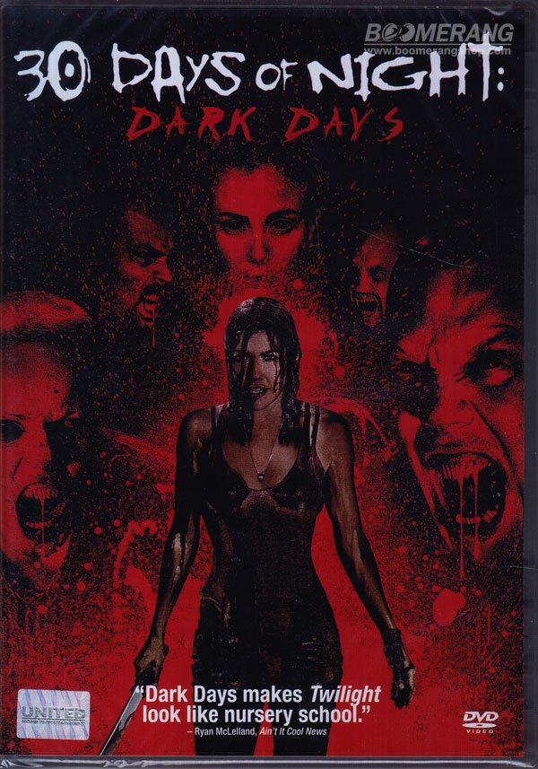 HD Quality Wallpaper | Collection: Movie, 600x857 30 Days Of Night: Dark Days