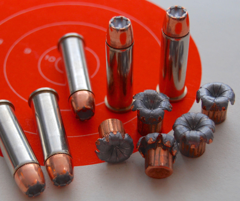 Soft tissue penetration ammo 1