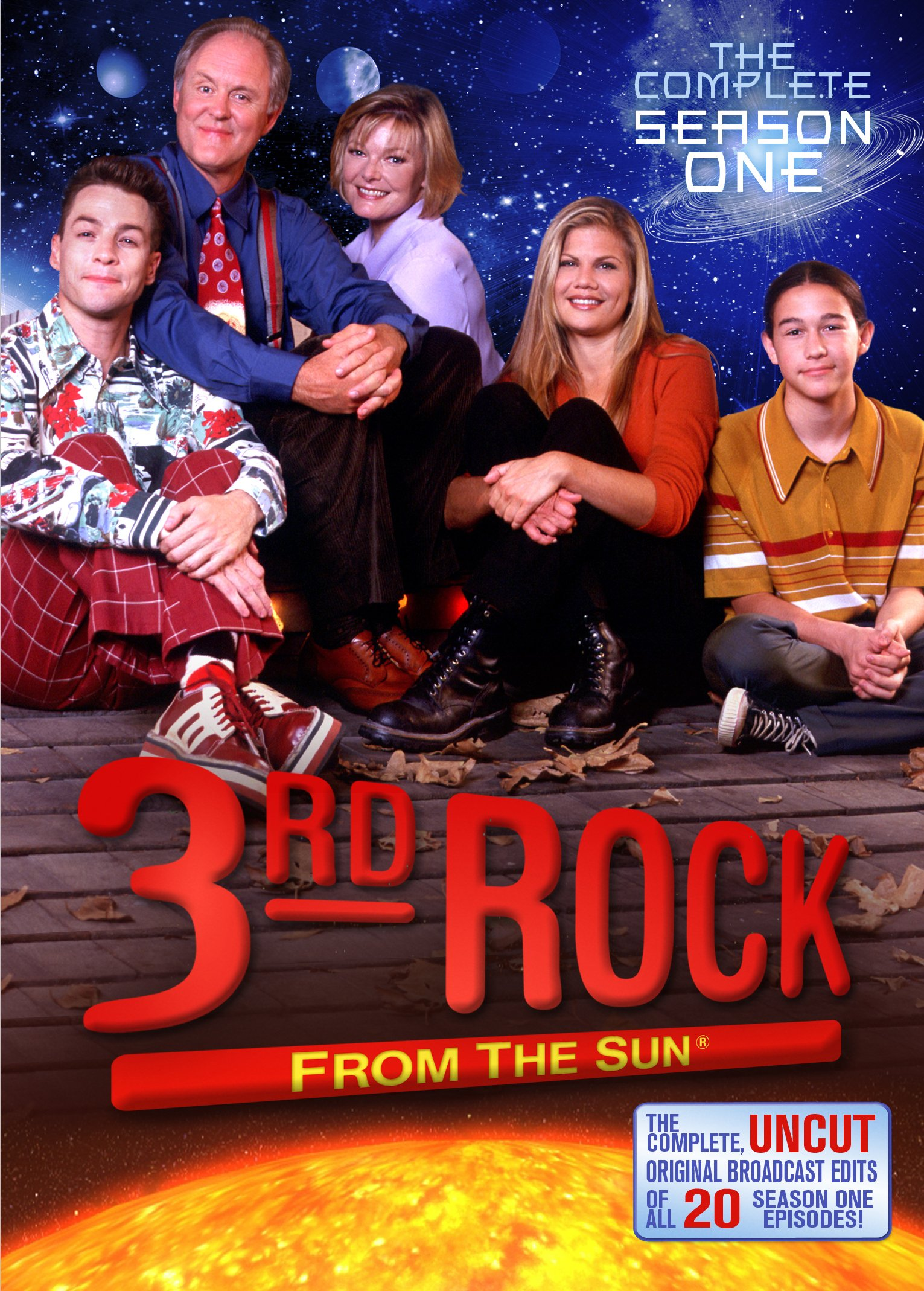 Images of 3rd Rock From The Sun | 1531x2138