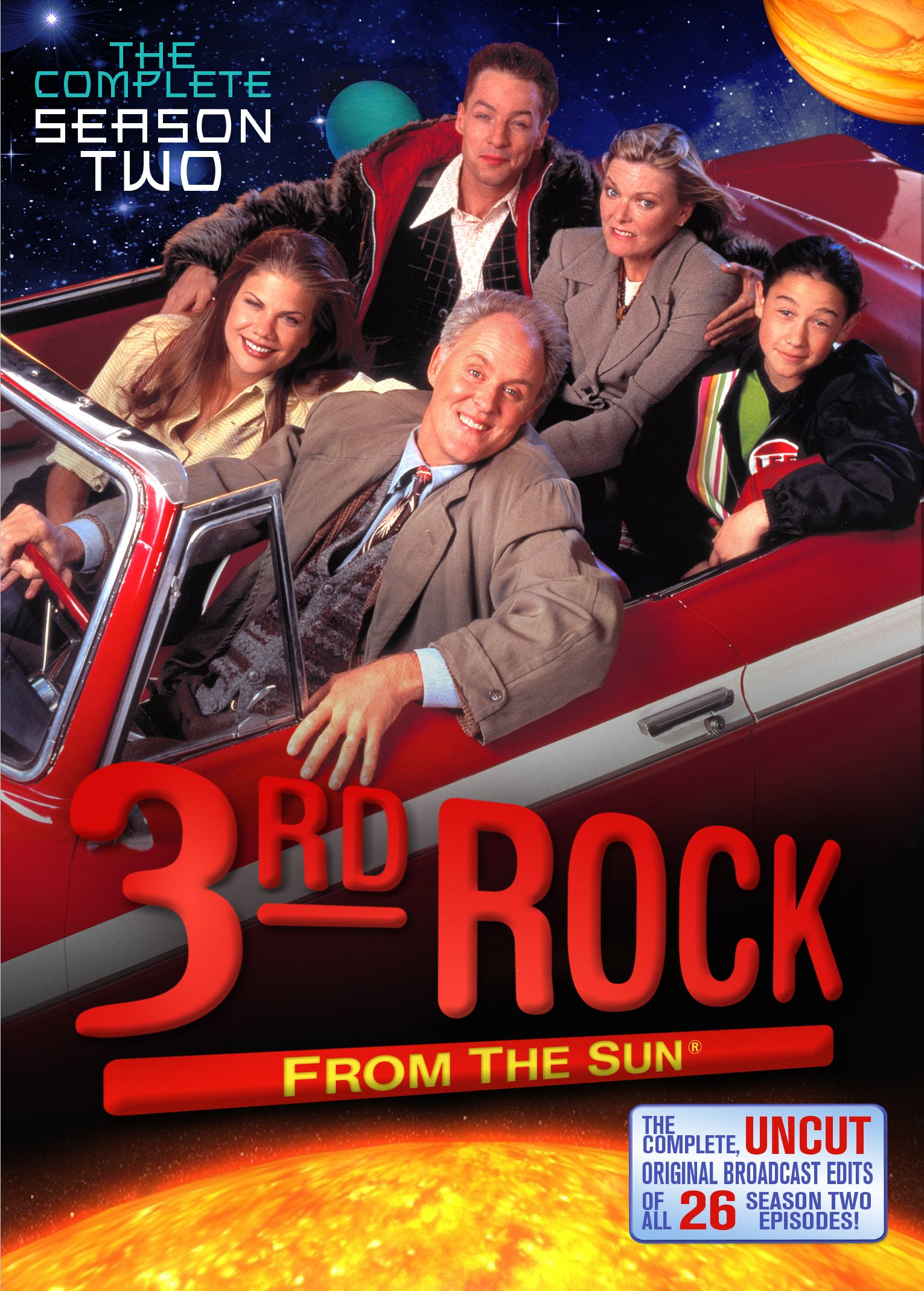 HQ 3rd Rock From The Sun Wallpapers | File 550.99Kb