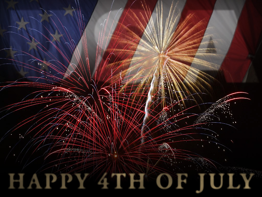 High Resolution Wallpaper | 4th Of July 1024x768 px