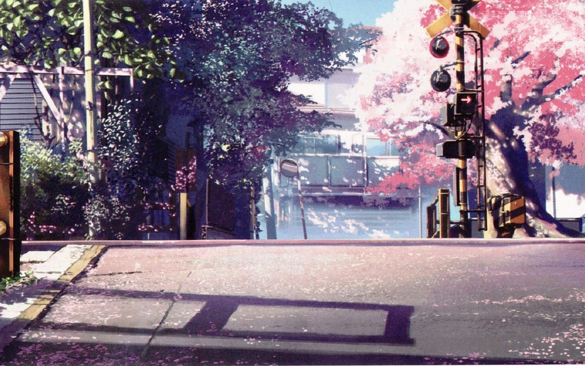 5 Centimeters Per Second Wallpapers Anime Hq 5 Centimeters Per