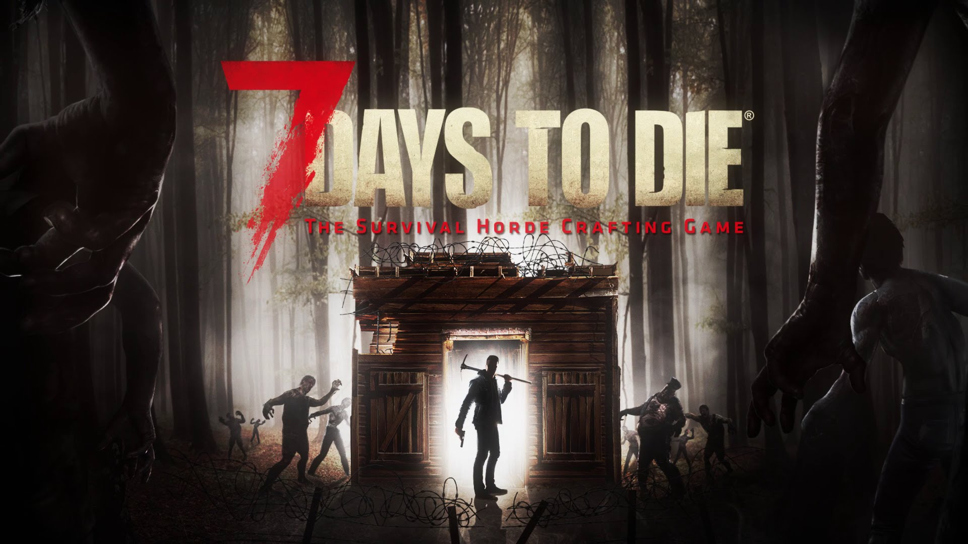 7 Days To Die Wallpapers Video Game Hq 7 Days To Die Pictures