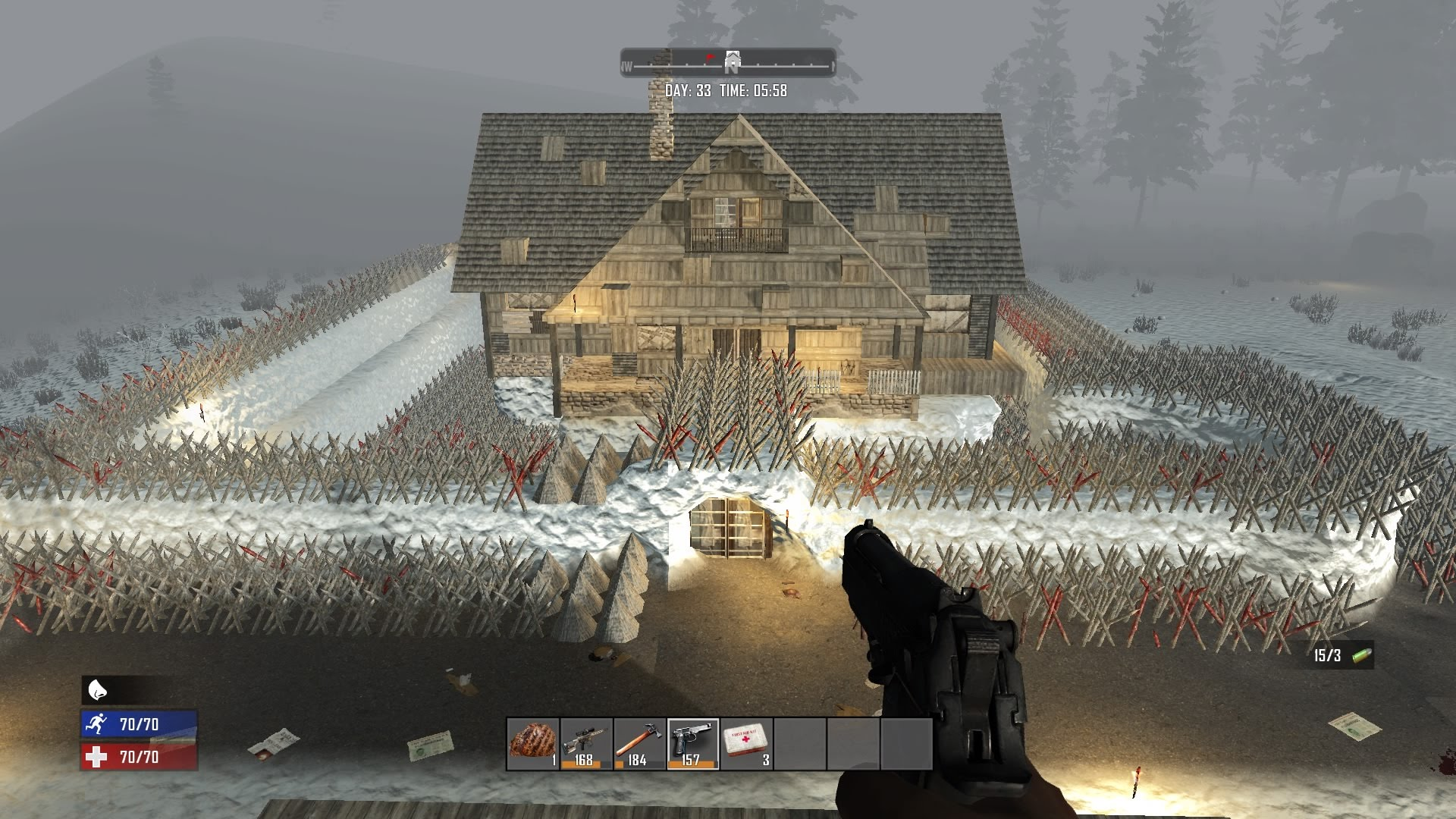Nice wallpapers 7 Days To Die 1920x1080px