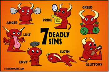 Nice wallpapers 7 Deadly Sins 350x231px