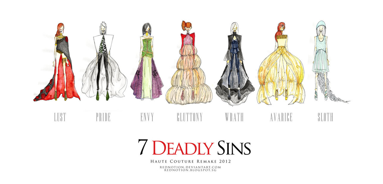 Nice wallpapers 7 Deadly Sins 1287x621px