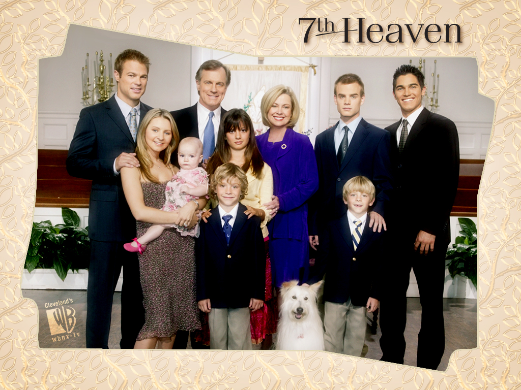 HD Quality Wallpaper | Collection: TV Show, 1024x768 7th Heaven