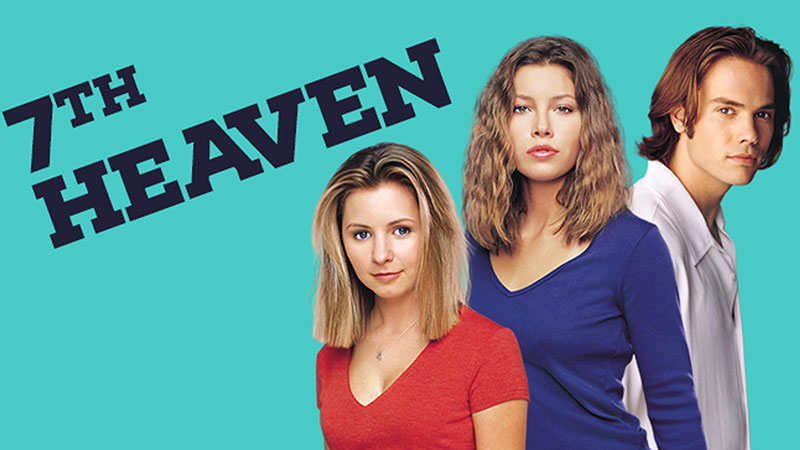 HD Quality Wallpaper | Collection: TV Show, 800x450 7th Heaven