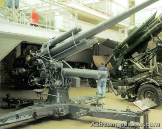 Images of 88mm Flak | 550x438