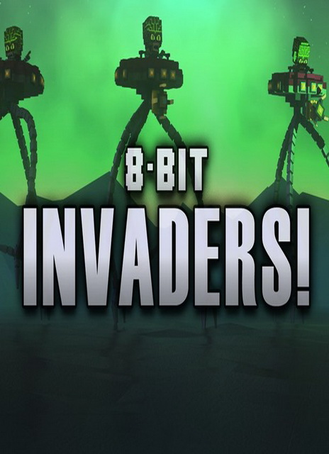 Nice Images Collection: 8-Bit Invaders! Desktop Wallpapers