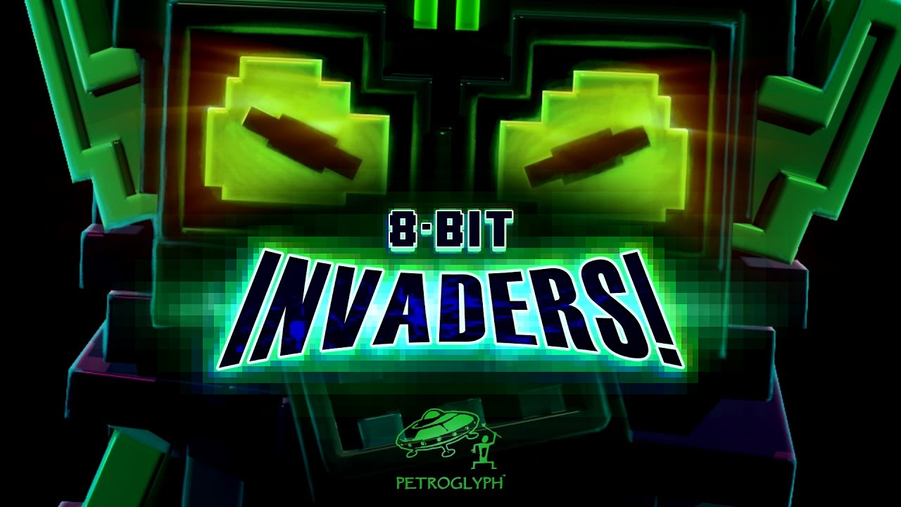 8-Bit Invaders! High Quality Background on Wallpapers Vista