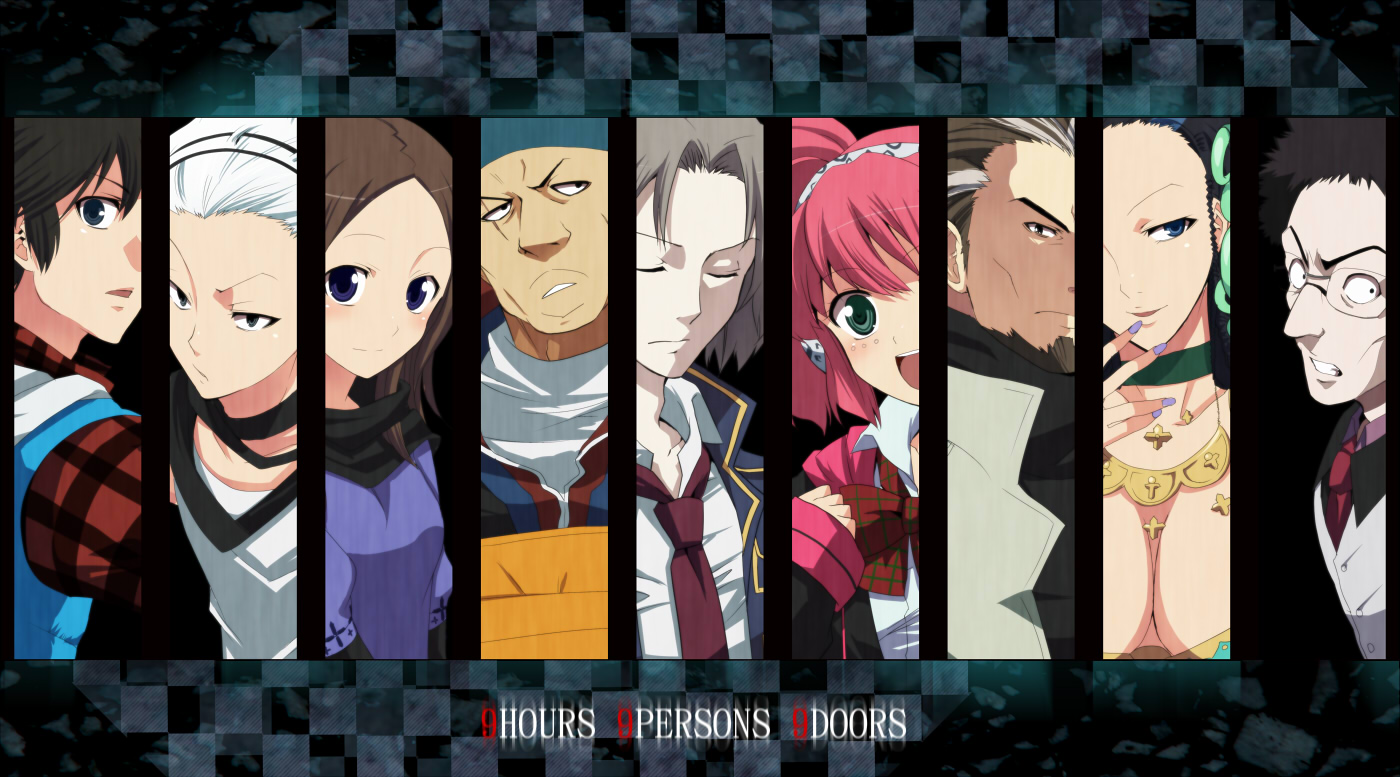999: Nine Hours, Nine Persons, Nine Doors Pics, Video Game Collection