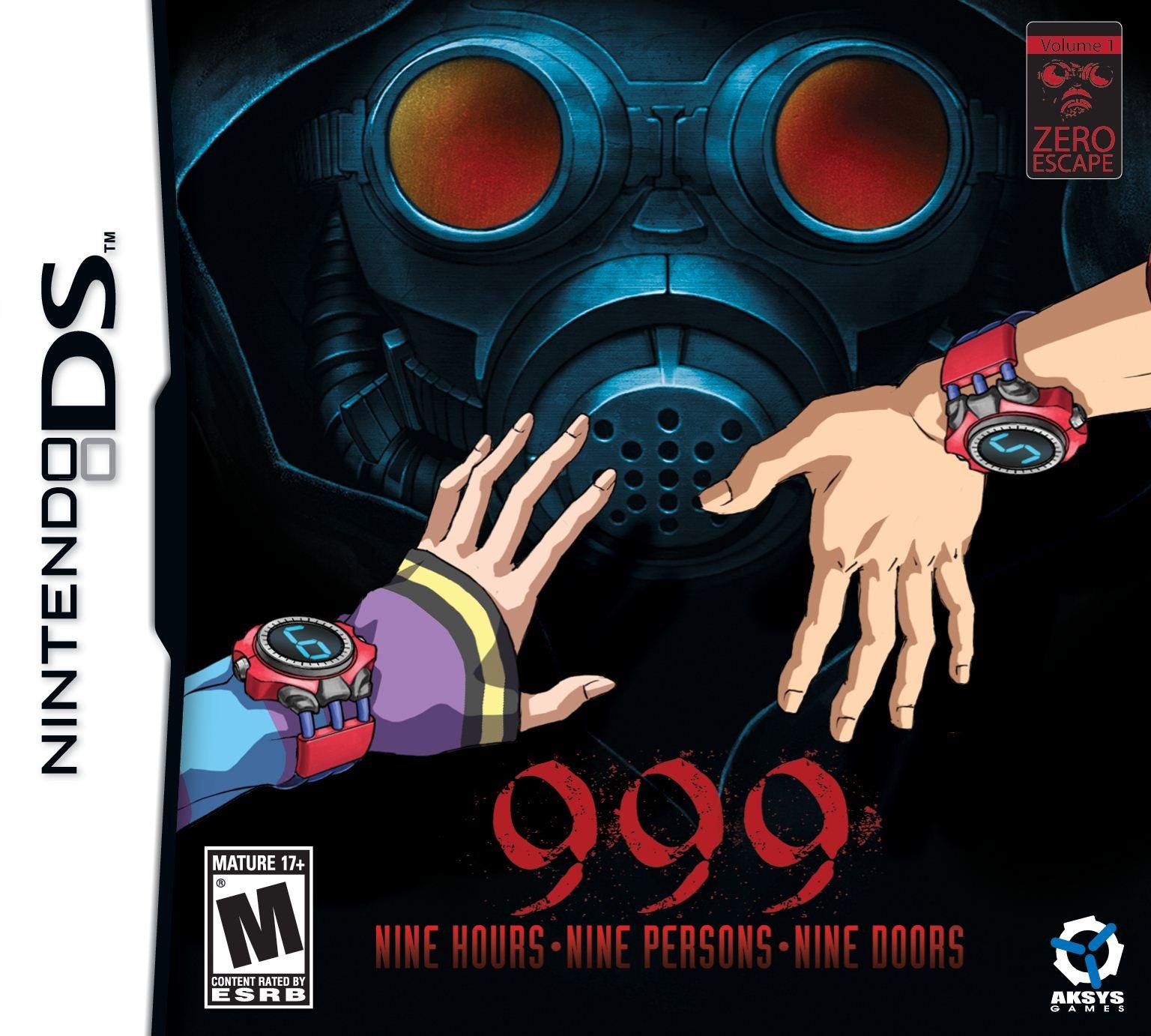 Nice Images Collection: 999: Nine Hours, Nine Persons, Nine Doors Desktop Wallpapers