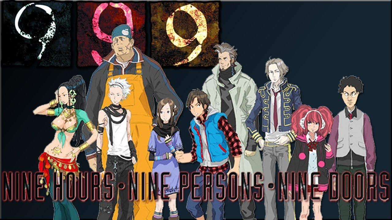 999: Nine Hours, Nine Persons, Nine Doors Backgrounds on Wallpapers Vista