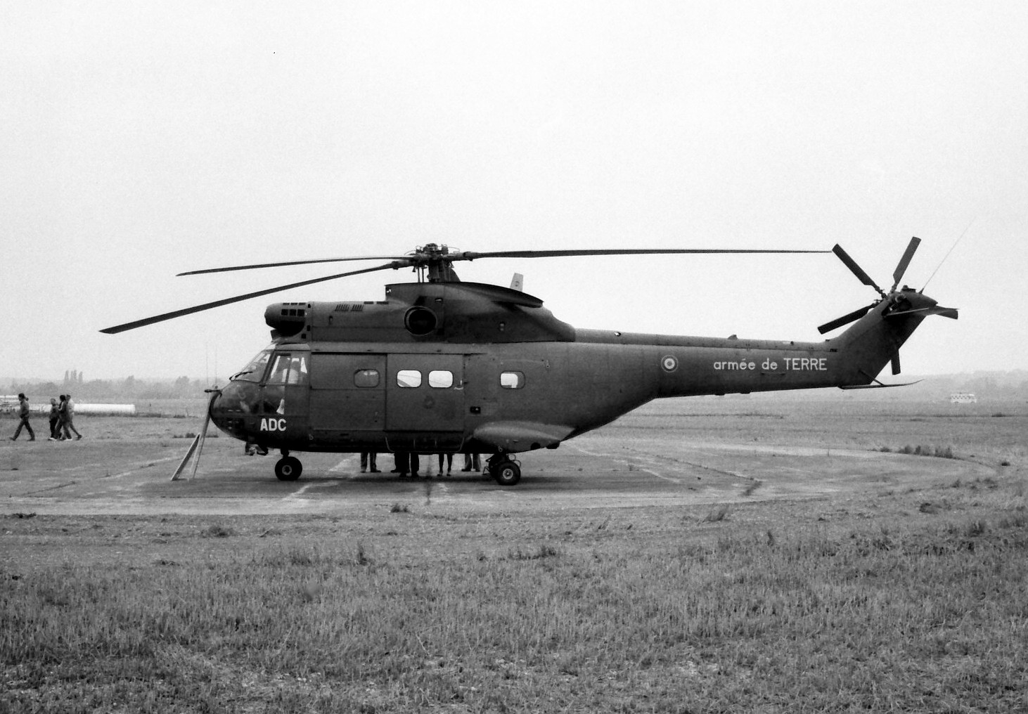 Images of Aérospatiale SA 330 Puma | 1462x1016