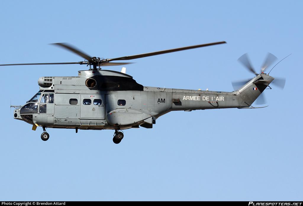 HD Quality Wallpaper | Collection: Military, 1024x699 Aérospatiale SA 330 Puma