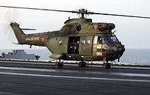 HD Quality Wallpaper | Collection: Military, 220x139 Aérospatiale SA 330 Puma