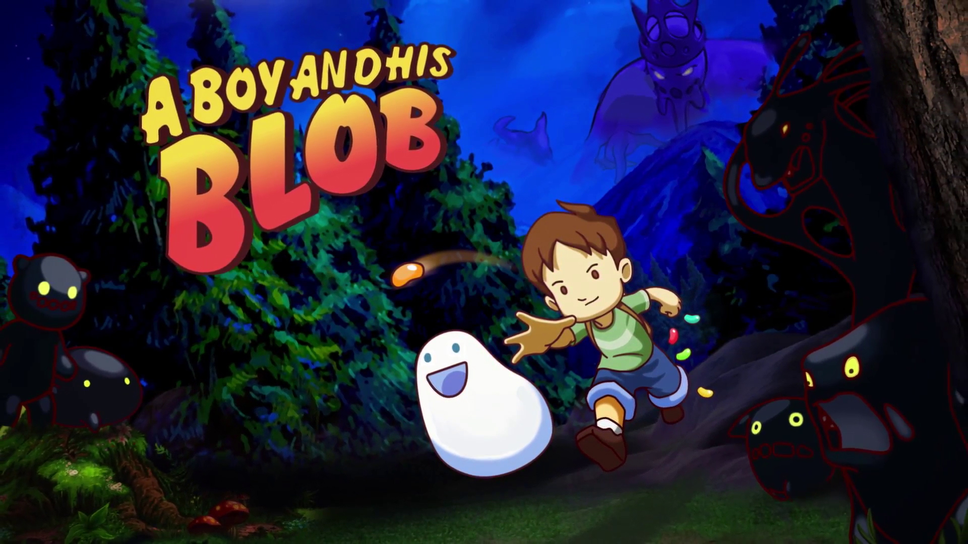 A Boy And His Blob #6
