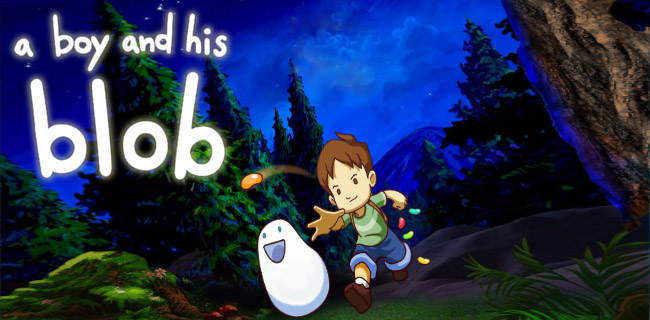 HQ A Boy And His Blob Wallpapers | File 72.98Kb