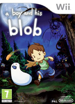 HQ A Boy And His Blob Wallpapers | File 30.56Kb