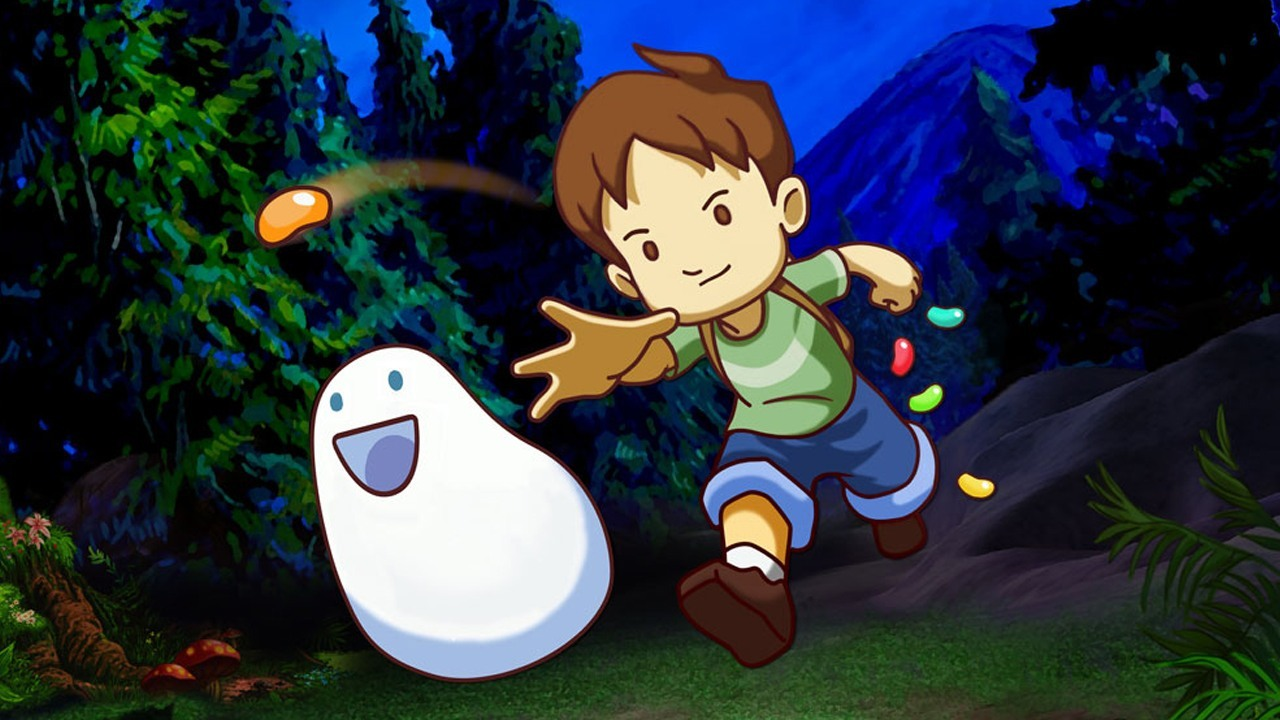 HD Quality Wallpaper | Collection: Video Game, 1280x720 A Boy And His Blob