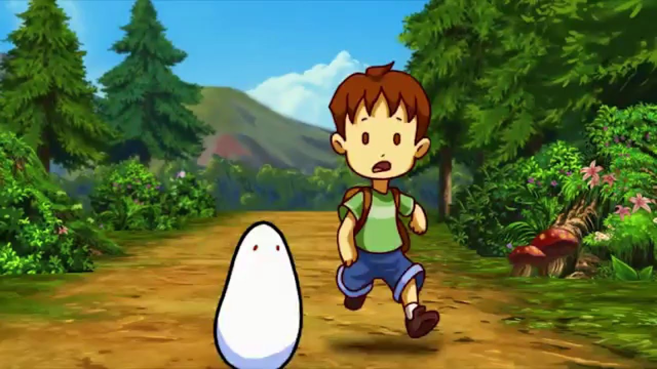 1280x720 > A Boy And His Blob Wallpapers