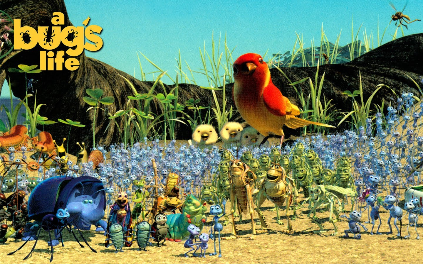 A Bug S Life Wallpapers Movie Hq A Bug S Life Pictures 4k Wallpapers 2019