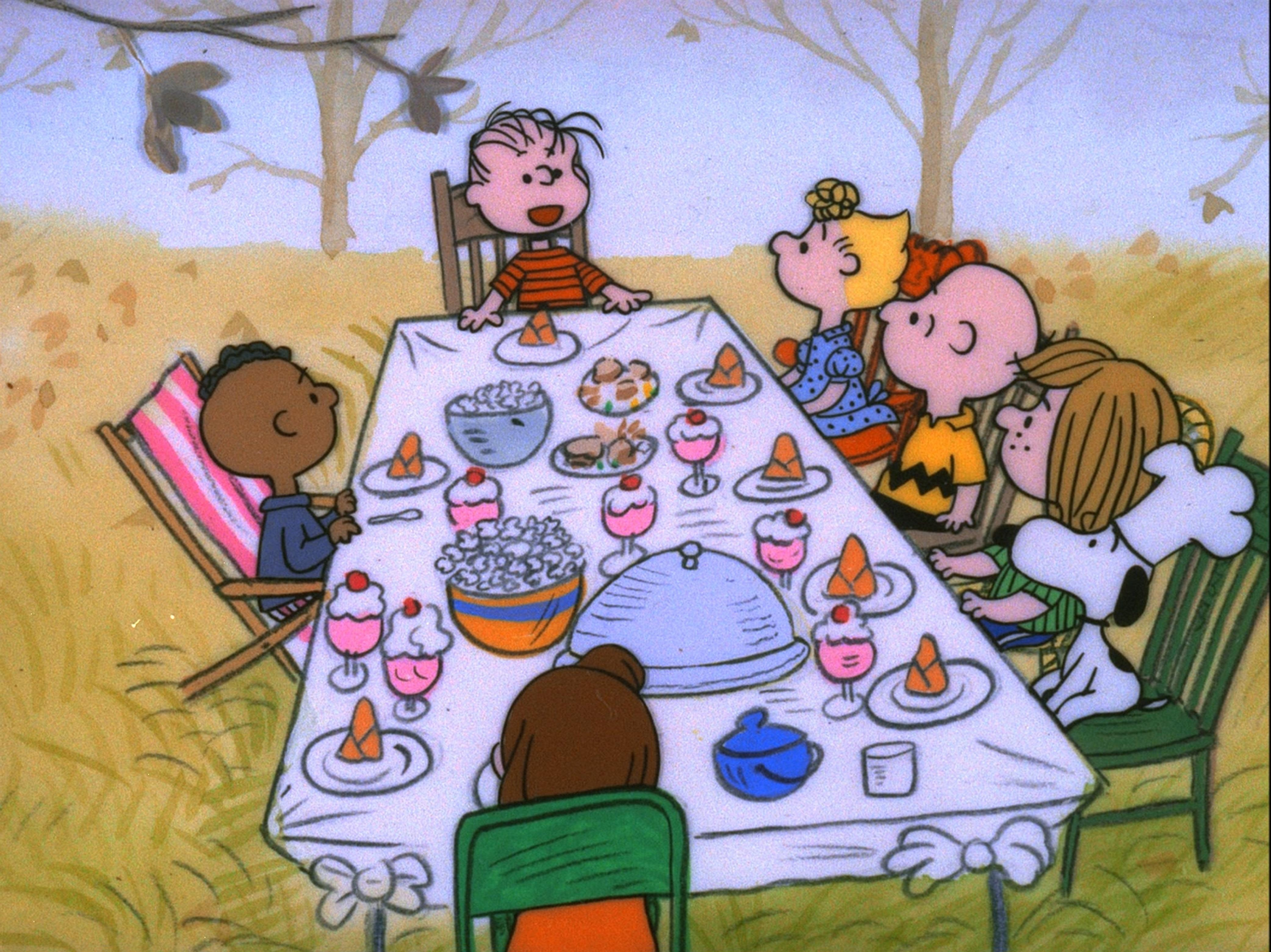 HQ A Charlie Brown Thanksgiving Wallpapers | File 1592.76Kb
