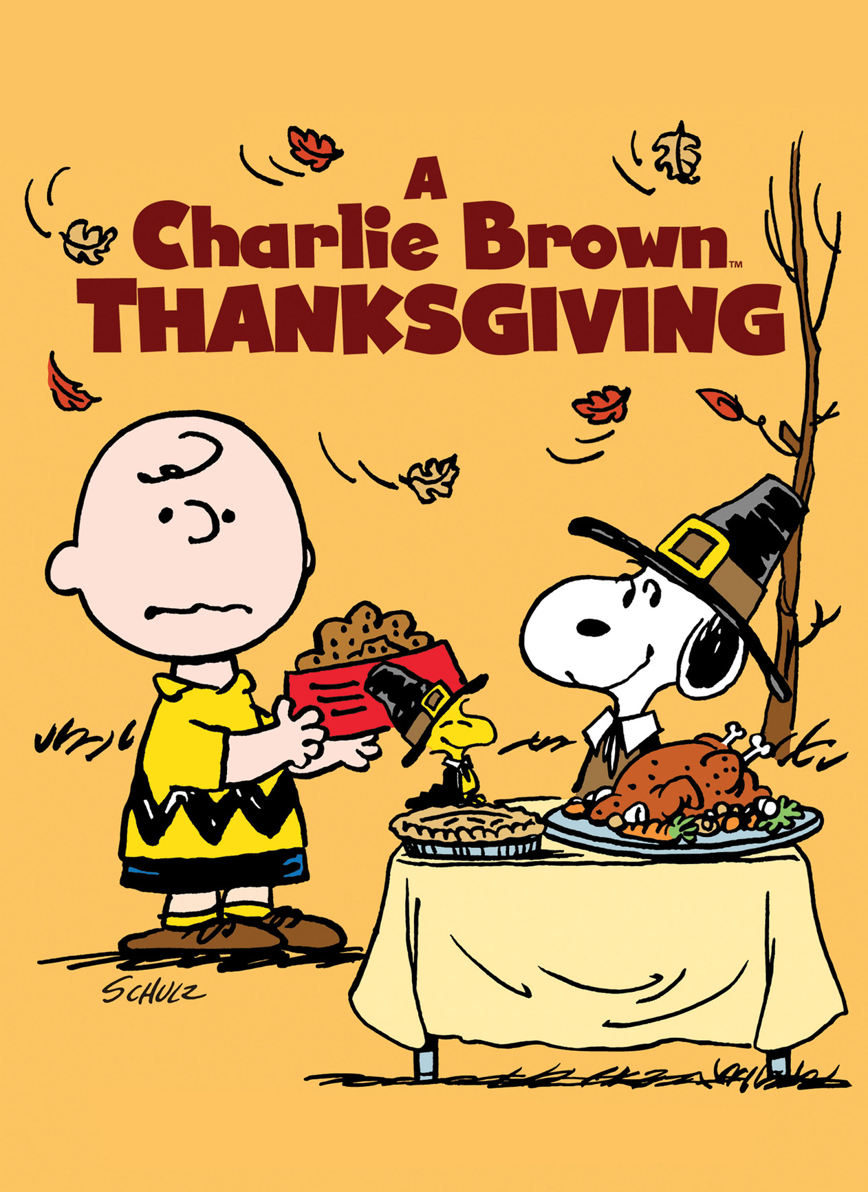 HD Quality Wallpaper | Collection: Cartoon, 1262x1733 A Charlie Brown Thanksgiving