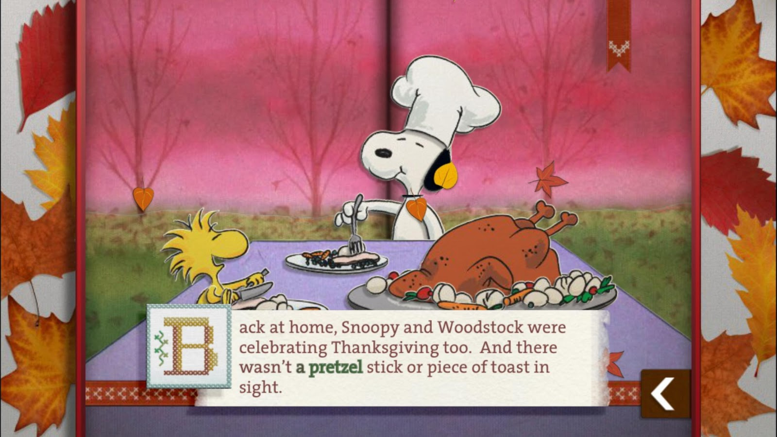 Nice wallpapers A Charlie Brown Thanksgiving 1600x900px