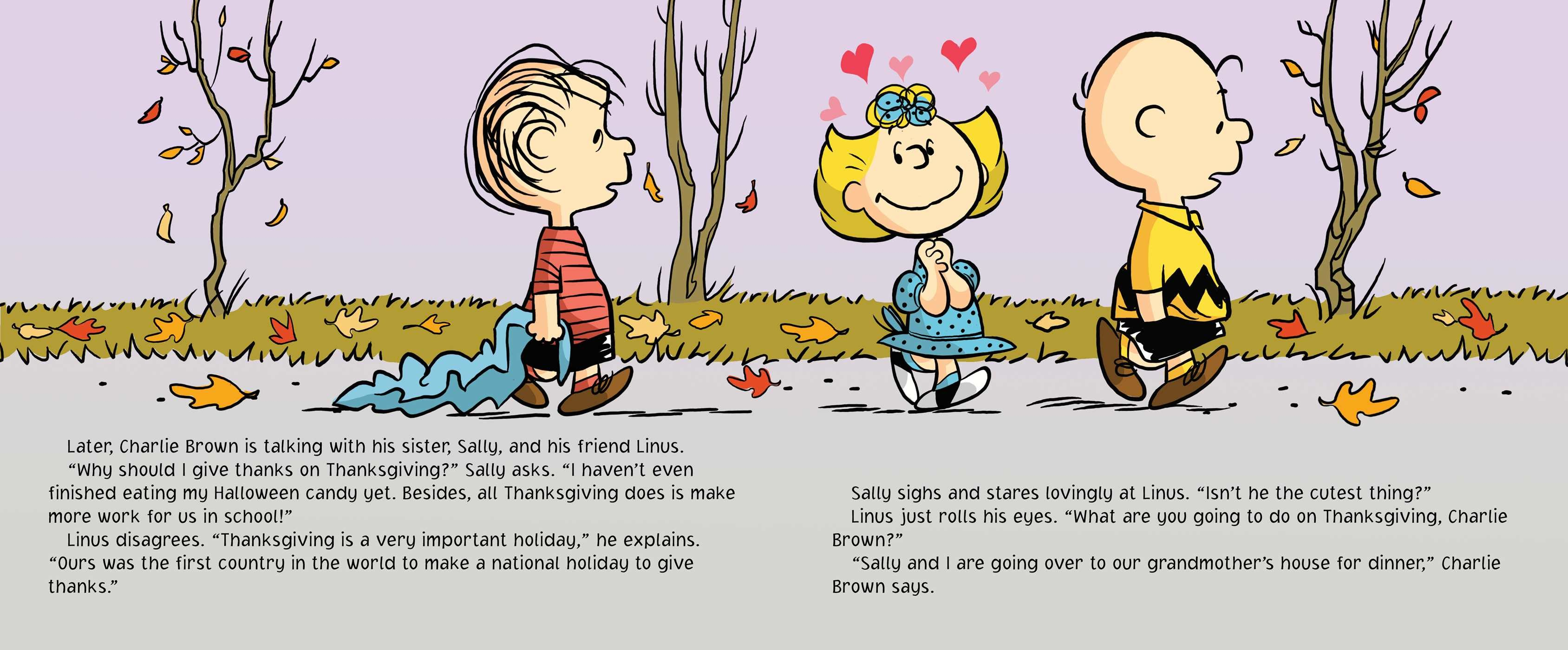 A Charlie Brown Thanksgiving Backgrounds on Wallpapers Vista