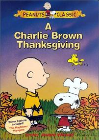 Images of A Charlie Brown Thanksgiving | 202x285
