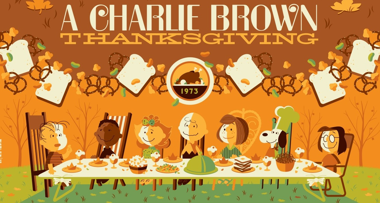 A Charlie Brown Thanksgiving Backgrounds, Compatible - PC, Mobile, Gadgets| 1323x708 px