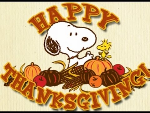 Nice Images Collection: A Charlie Brown Thanksgiving Desktop Wallpapers