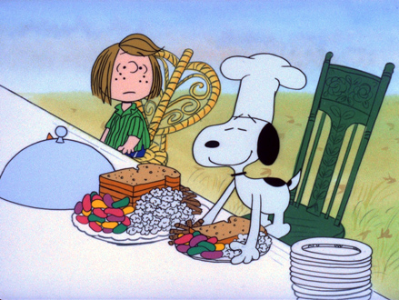Images of A Charlie Brown Thanksgiving | 439x330